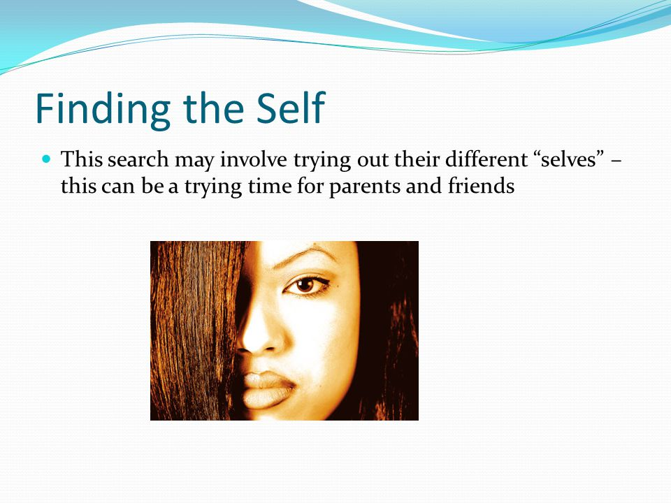 The Search For Self Identity Essay Sample   Words  The Search For Self Identity