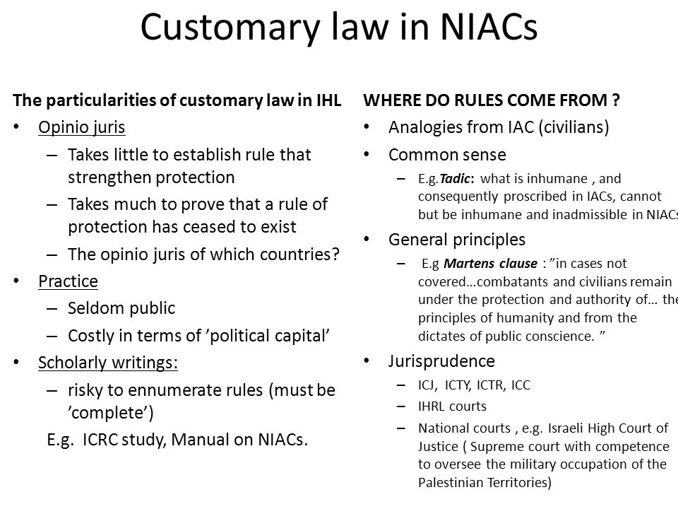 Customary international law - Wikipedia
