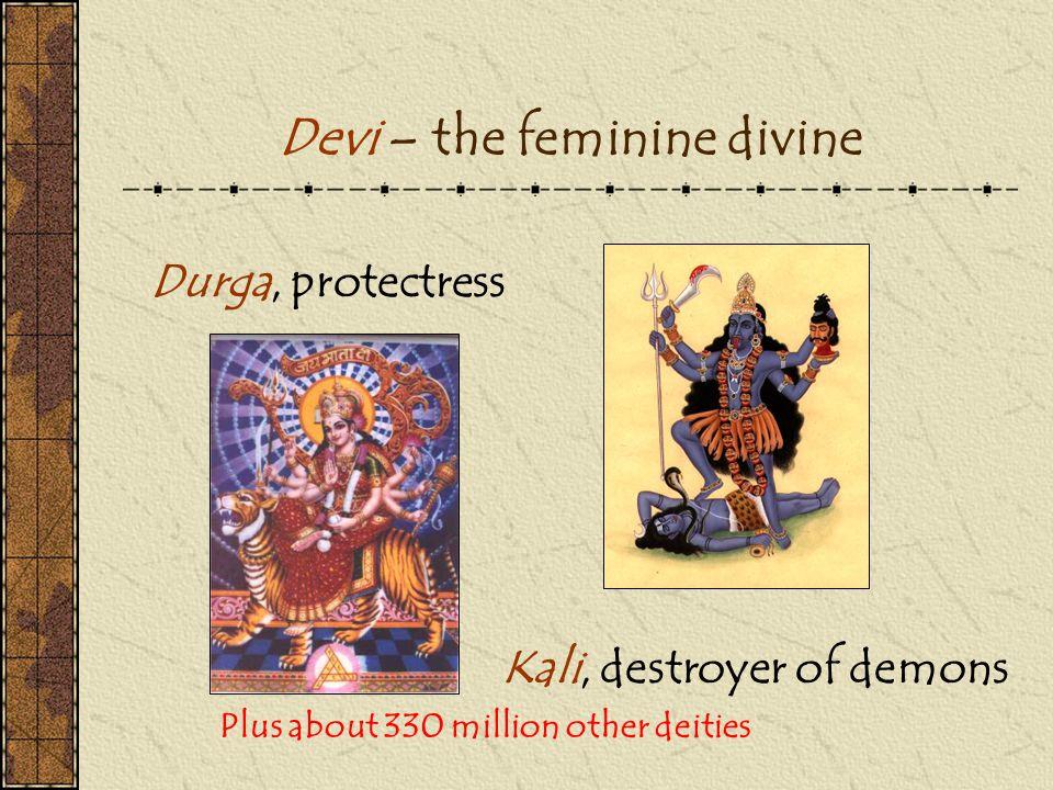 Devi – the feminine divine