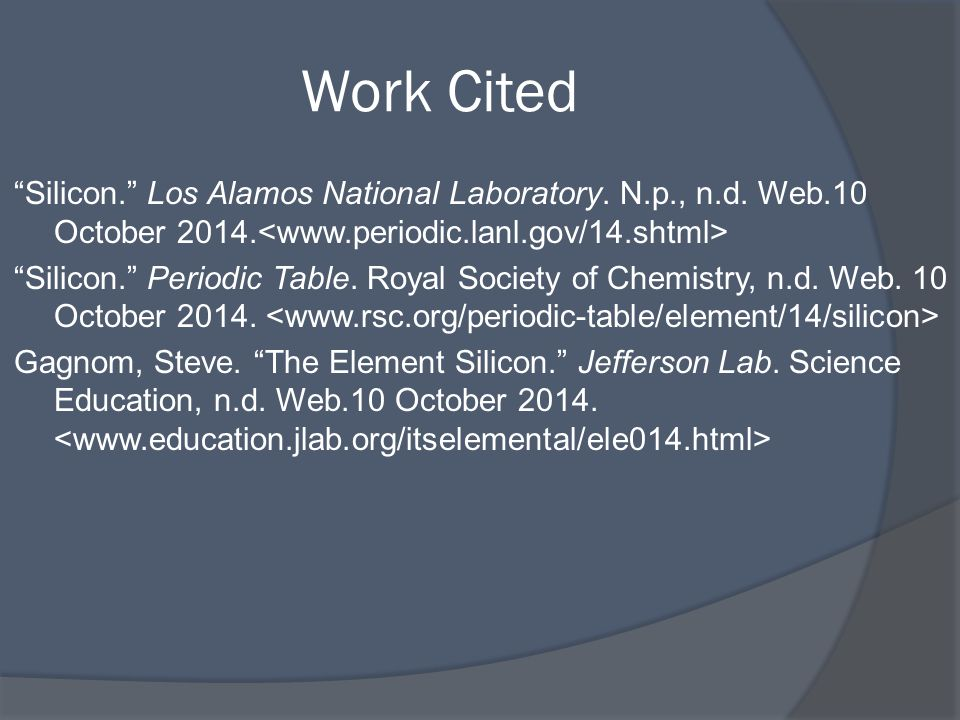 3 work - Periodic Table Jefferson Lab
