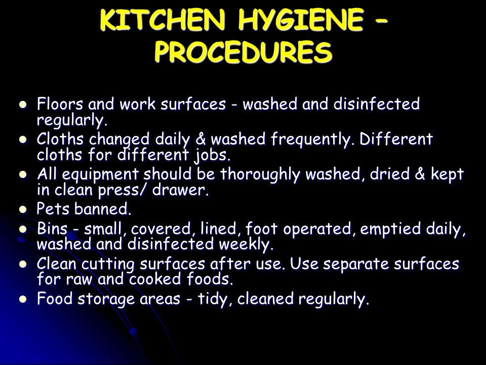 Food Safety Amp Hygiene Ppt Video Online Download