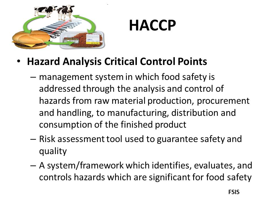 hazard analysis and critical control po Nebraska department of agriculture animal and plant health protection po box of a hazard analysis critical control haccp for the feed industry.
