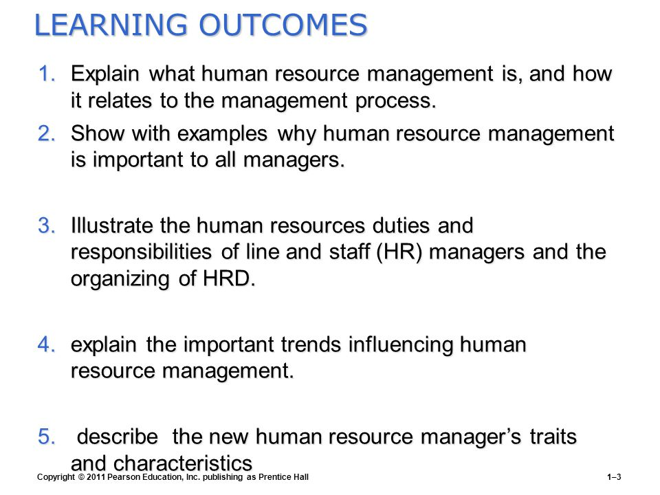 the roles and responsibilities of line managers at the human resource management in harrods As hr managers, the deliverables are quite diverse the key hr manager responsibility areas to make hr role effective is constantly evolving based on the life stage of the business and organization.