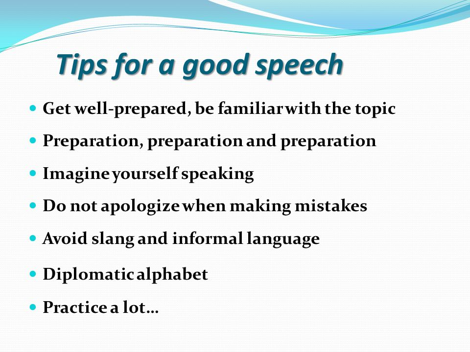 tips for good speech topics Here is a list of some out-of-the-box persuasive speech topics that will help you keep your audience alert and attentive list of 100 persuasive speech topics mandatory reporting in healthcare.