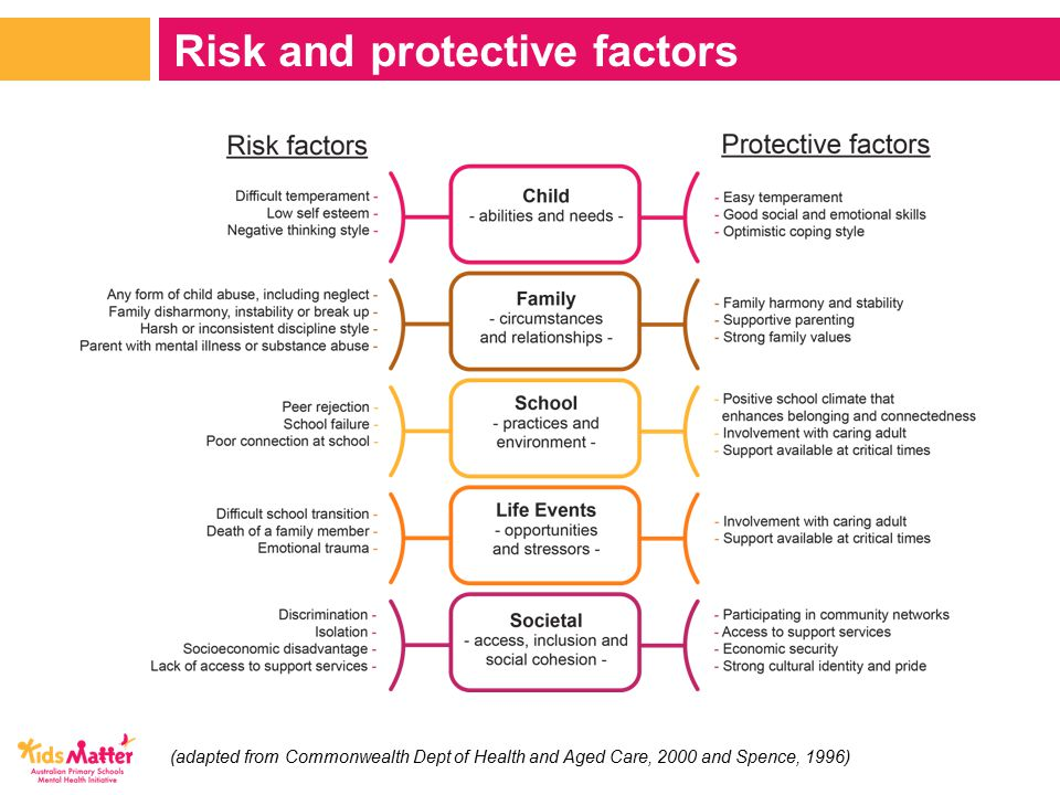 the theories of risk protective Social learning theory and social control theory pertain to the influence of protective factors on why risk/protective factors literature.