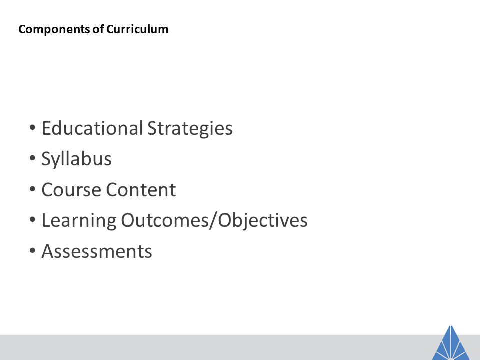 define what is meant by curriculum Define curriculum innovation  crucial to the curriculum is the definition of the course objectives that usually are expressed as learning outcomes' and normally include the program's .