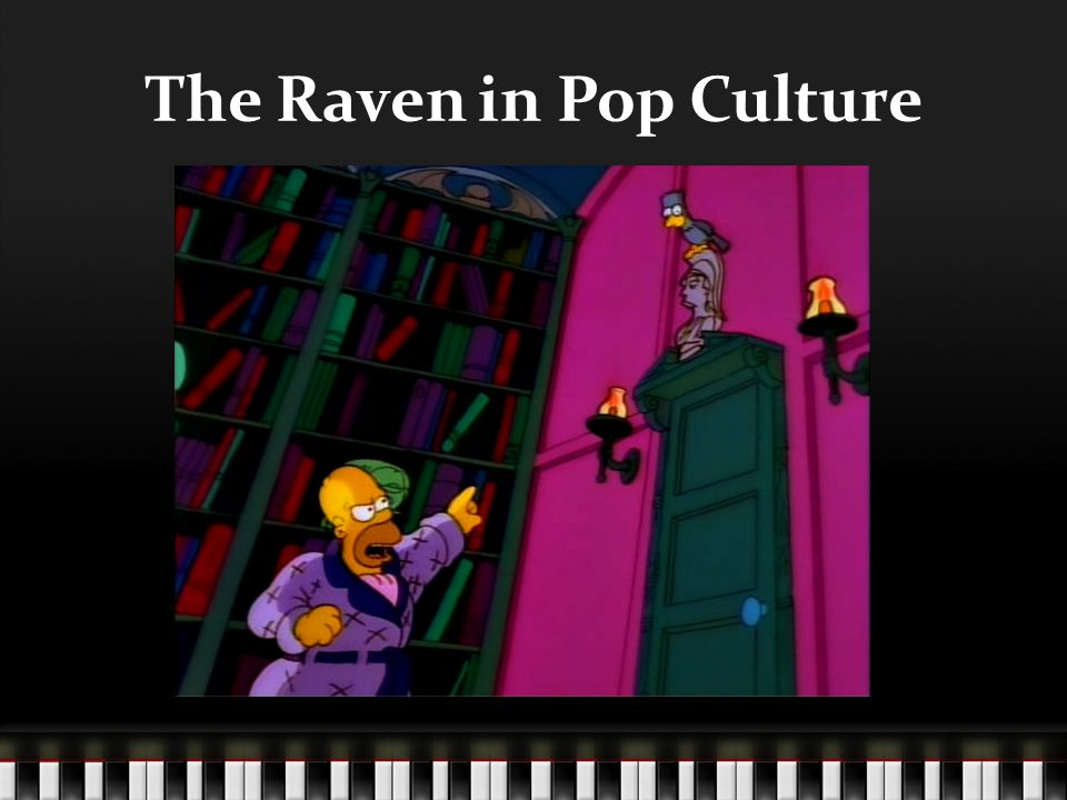 the raven by edgar allan poe ppt video online download
