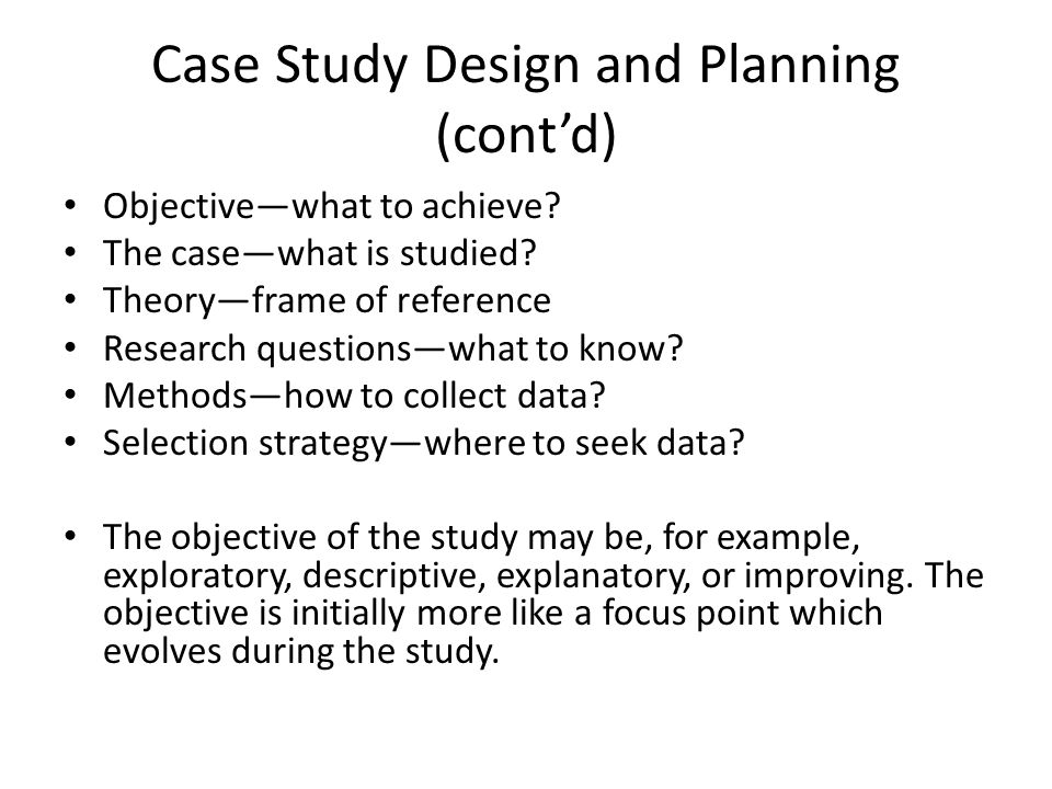 case study research questions The one primary advantage to using the case study method in your dissertation is that it usually allows you to concentrate on an issue, problem, or concern that is.