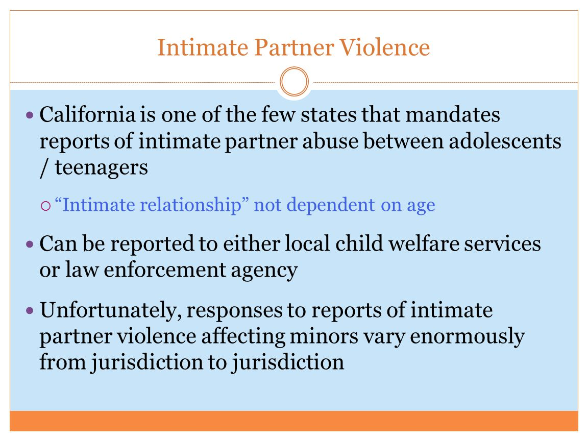 intimate partner abuse and relationship violence month