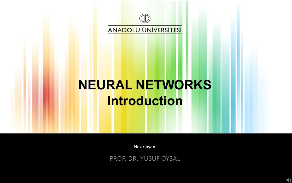 thesis using neural networks