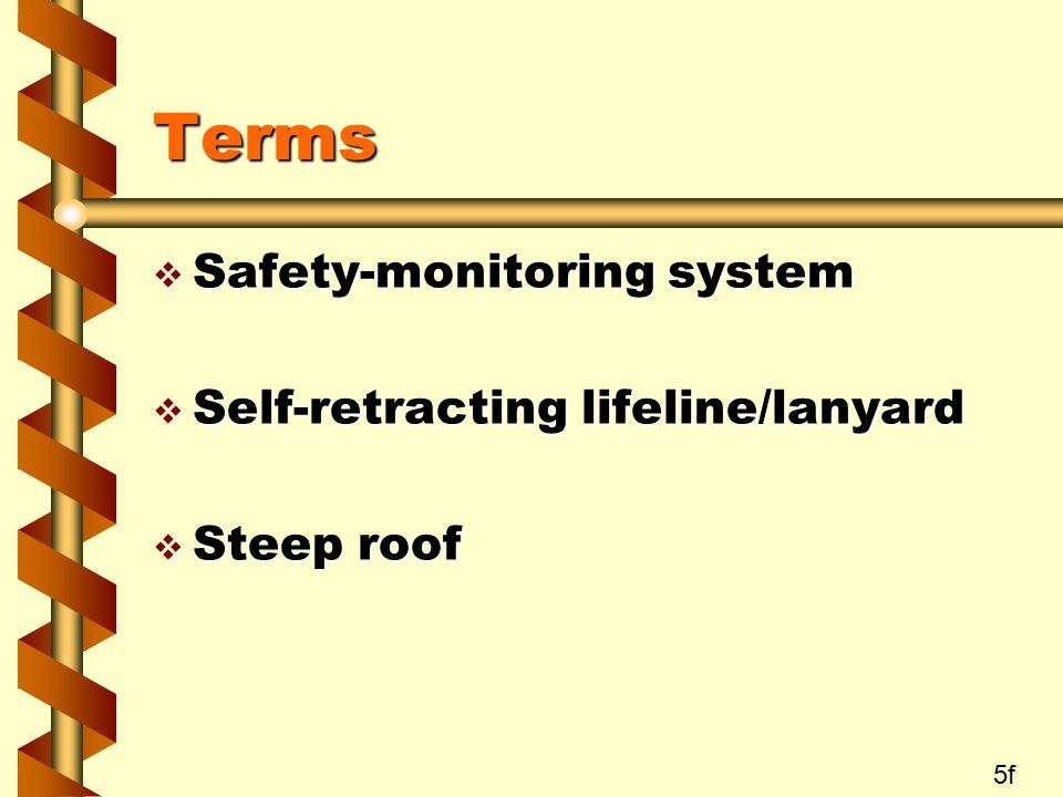 Fall Protection For Construction Ppt Video Online Download