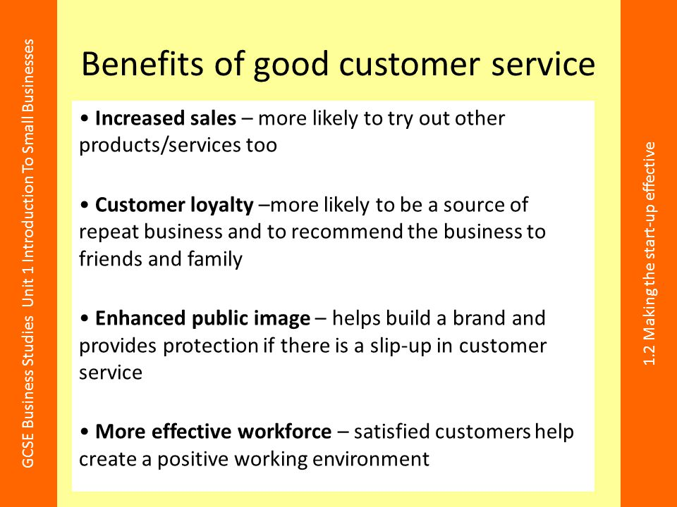 benefits of good customer service The road ahead for public service delivery  customer at the heart of service design  06 realise benefits: customer-centric models to deliver the customer promise 40.