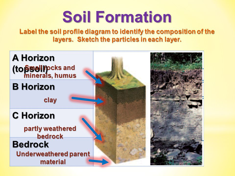 Weathering chapter ppt video online download for Soil formation
