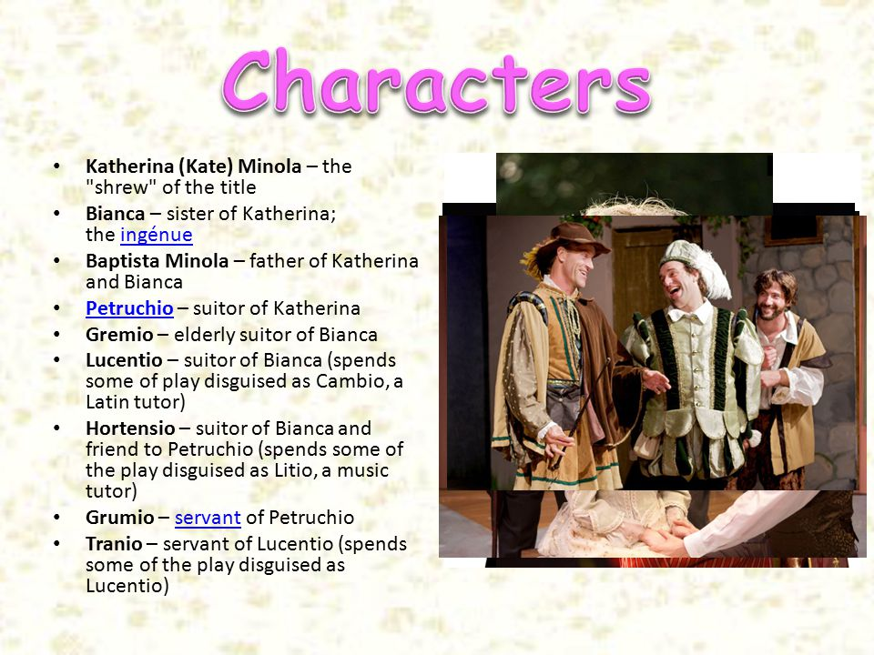who is katherina minola Get everything you need to know about baptista minola in the taming of the shrew analysis, related quotes, timeline.