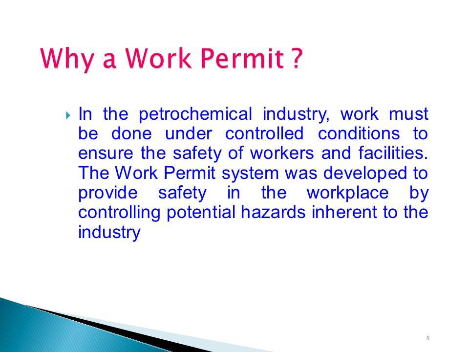 work permit in