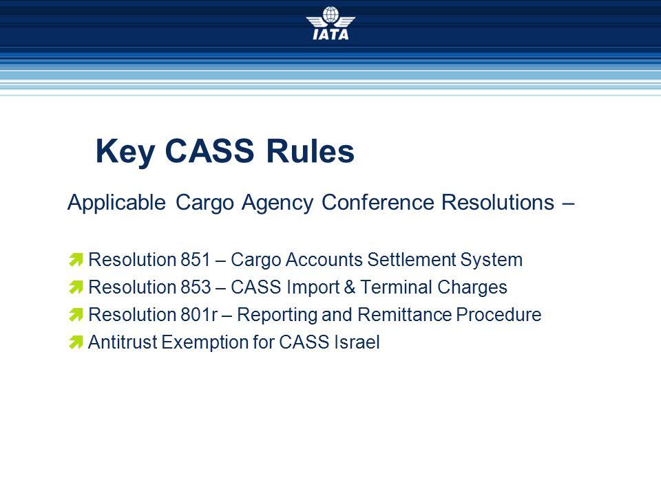 iata cargo agents handbook