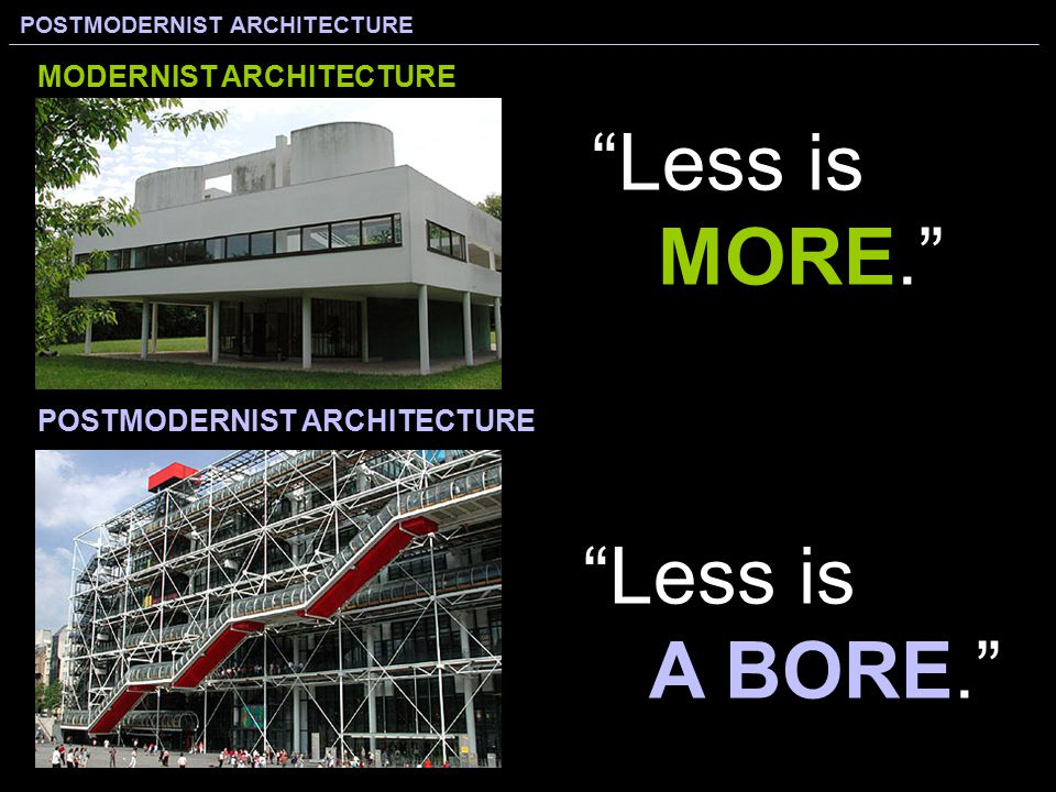 Modern Architecture Ppt modren modern architecture ppt intended inspiration
