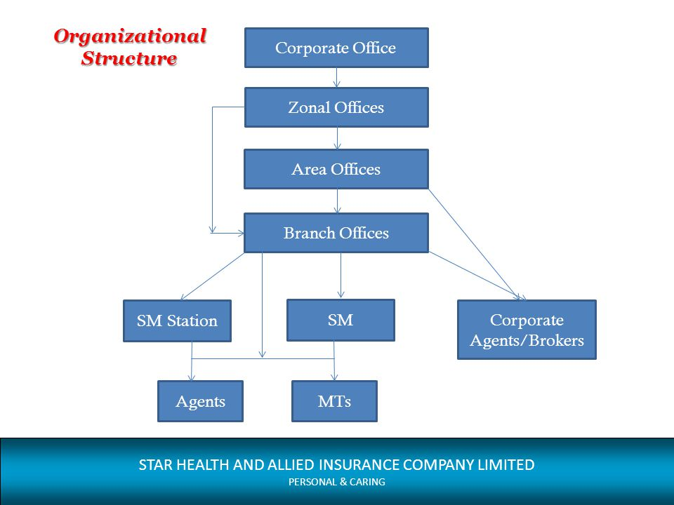 organizationa structure