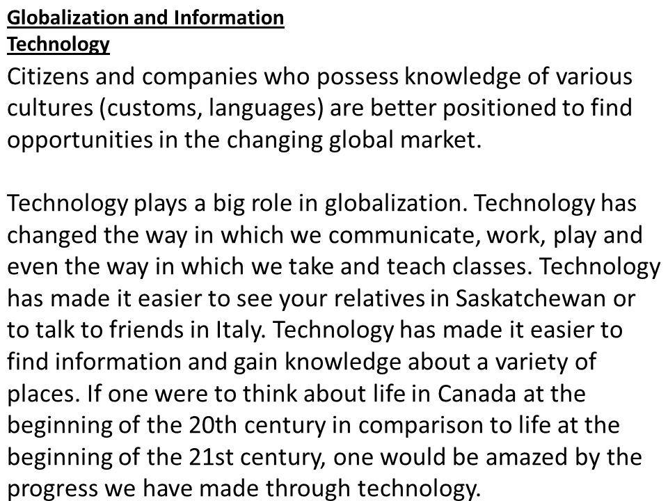 ? how has technology affected your life essay Technology has so many positive effects on our society and our lives check out how it has impacted us in positive way  these are some of the positive effects of technology, do share your thoughts on this topic in the comments below  this essay was very utility for my life because this essay became me winner reply steven smith says.