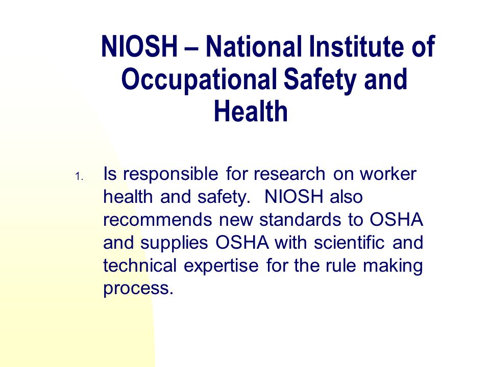 an introduction to the national institute of health Introduction description of the procedure efficacy summary safety summary  the national institute for health and care excellence (nice) prepared this.