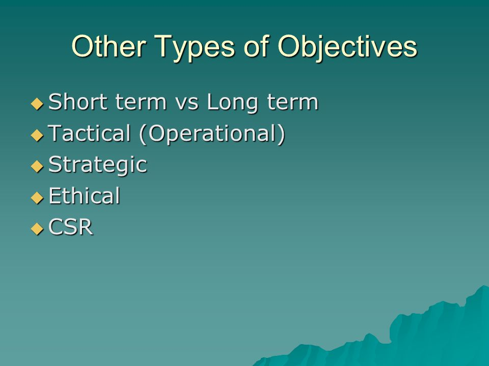 short term objectives Batch top, this is my short term objectives my medium term objectives and career objective is,getting a job that, to obtain a challenging position that will allow.