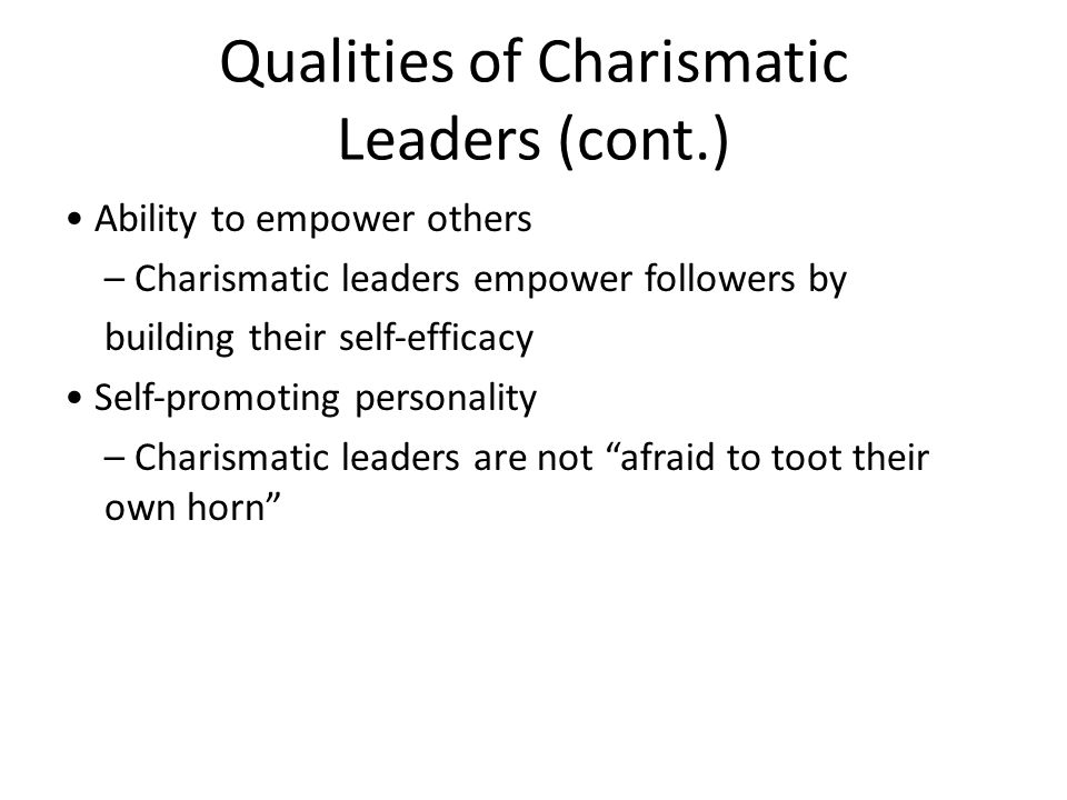 negative leadership essay This page lists 100 adjectives that describe people and personality in a negative way - so-called negative personality adjectives vocabulary for esl learners and teachers.