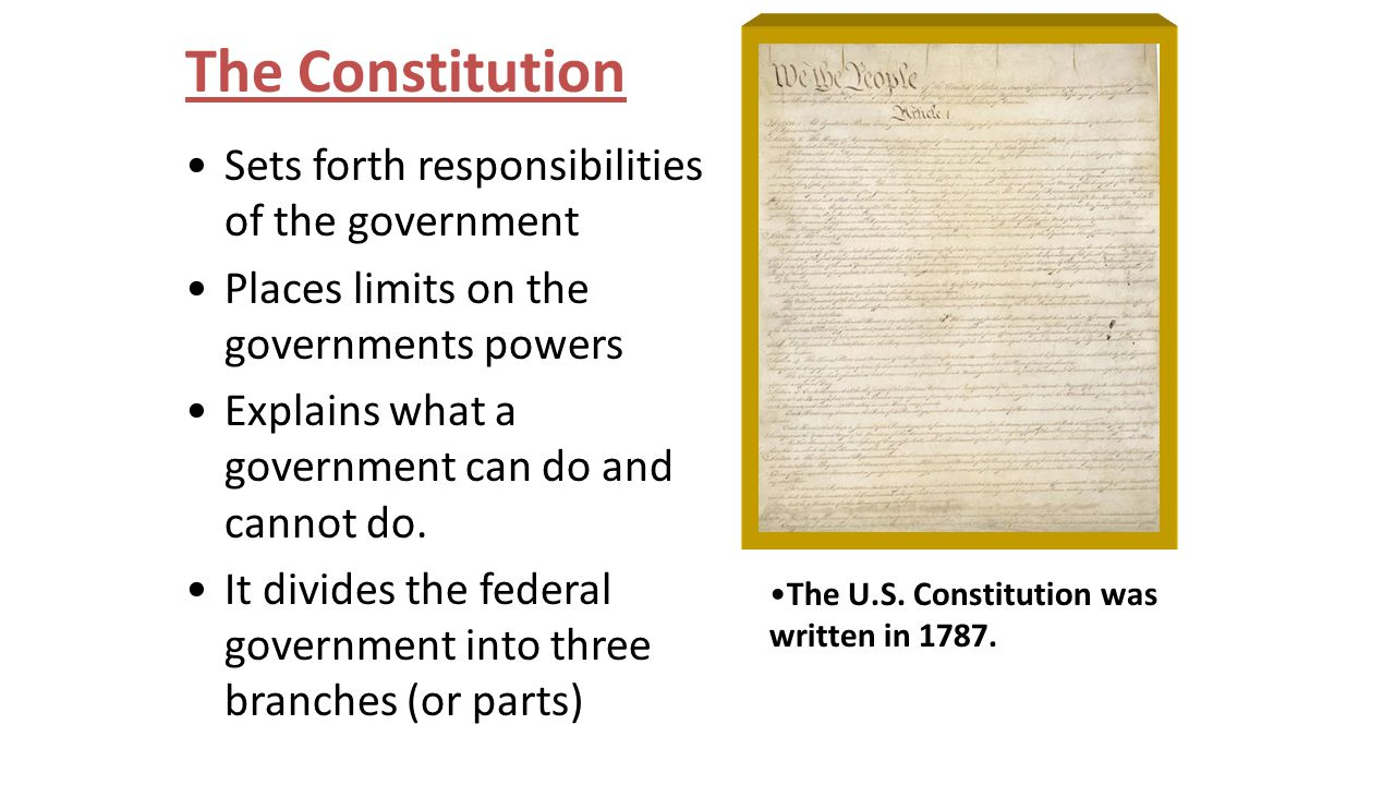 a written constitution means rule by The difference between written and unwritten constitution are as follows: written constitution: written constitution is one which is found in one or more than one legal documents duly enacted in the form of laws it is precise, definite and system.