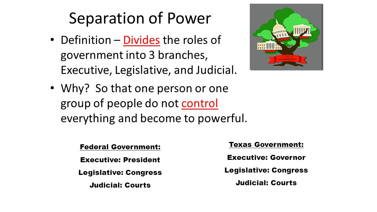 the role and significance of the executive and legislative branches of government Constitutional role of the executive branchthe us constitution contains the blueprint for the federal government article ii focuses on the executive branch the main role of the executive branch is to enforce the nation's laws.