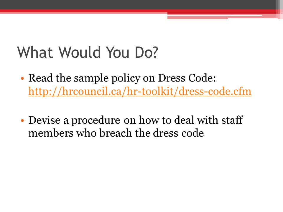 human resources policy and procedure ppt video online