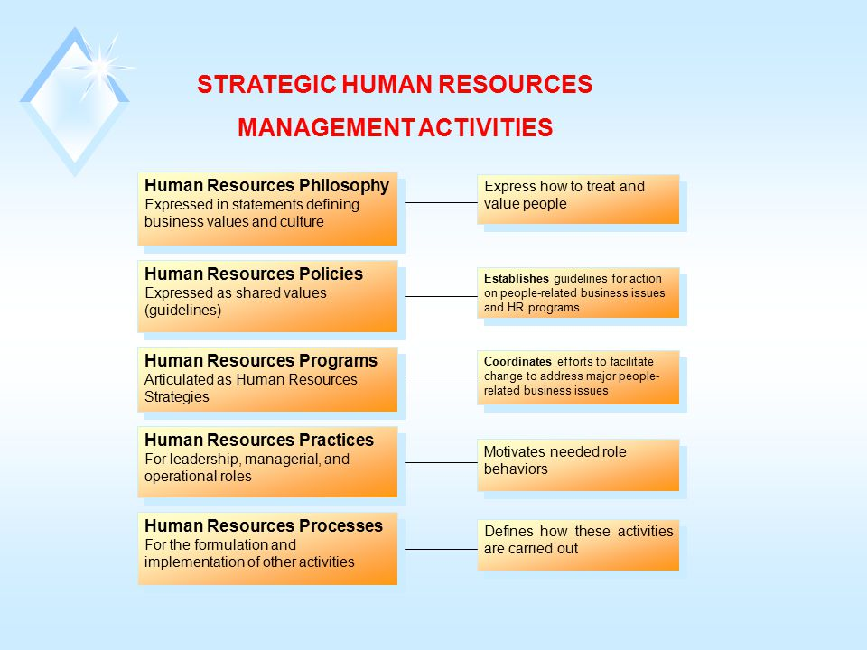 Human resource management strategies for ba