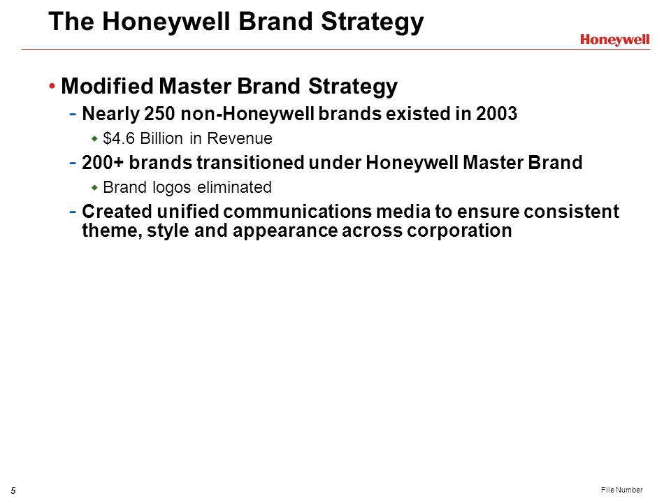 marketing strategies in honeywell Visualizza il profilo di umberto paracchini su linkedin channel marketing leader emea at honeywell the challenge is to adapt strategies and tactics.
