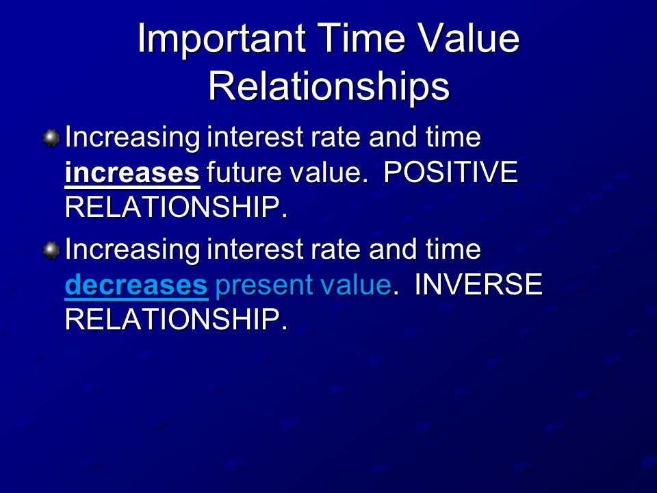importance of time value of money to an organization The time value of money is a fundamental concept of finance relevant to everyday financial and non-financial events and actions.