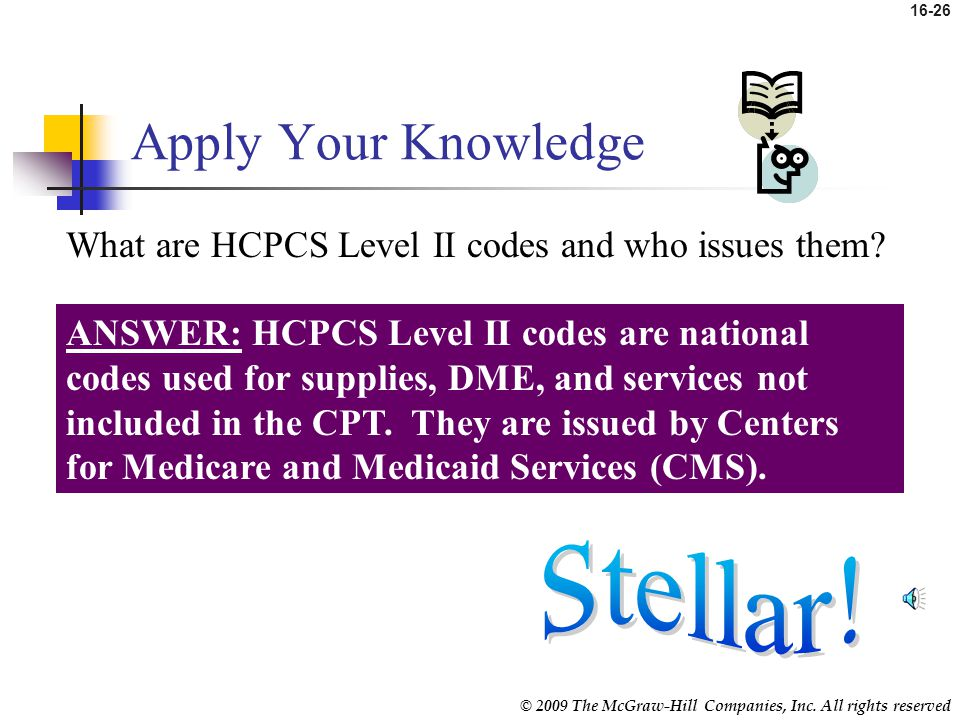 applying level ii hcpcs modifiers Hcpcs level ii codes ie the alphanumeric codes absolutely take modifiers if a modifier is needed to tell the full story then yes you use them.