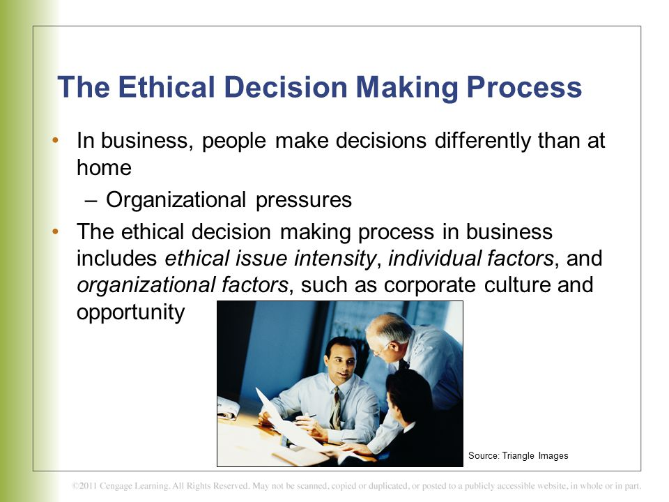 making an ethical decision essay Summary of the steps of the ethical decision making process 1 2 gather the facts 3 define the ethical issues 4 identify the.