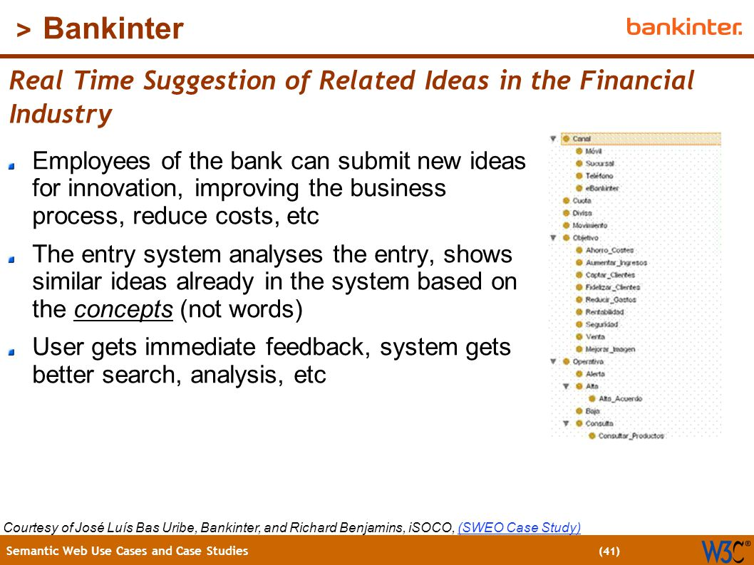 bankinter case study Case study view project  repsol campus in madrid view project agbar agbar view project bankinter bankinter  © the business innovation consulting group.