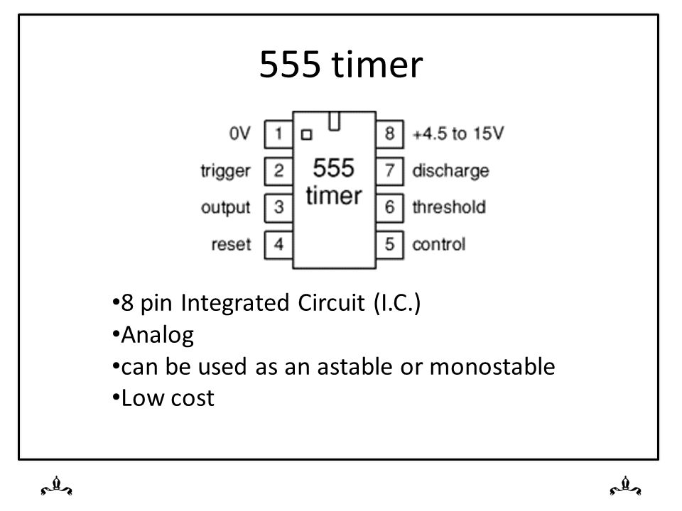 GCSE Electronic Products Ppt Download - Relay switch gcse