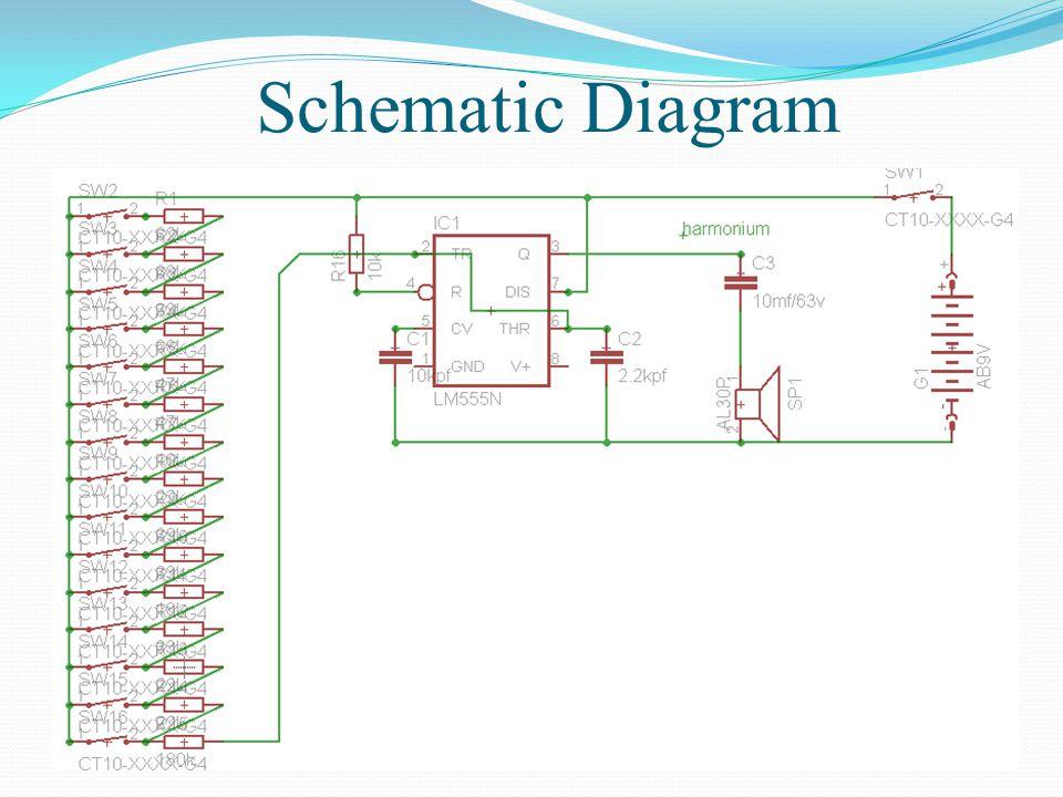 Electronic Harmonium Circuit Diagram - Wiring Library •