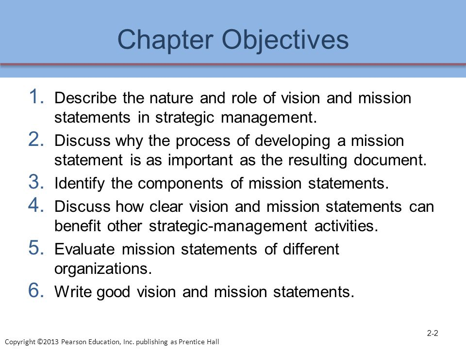 The Business Vision And Mission - Ppt Video Online Download