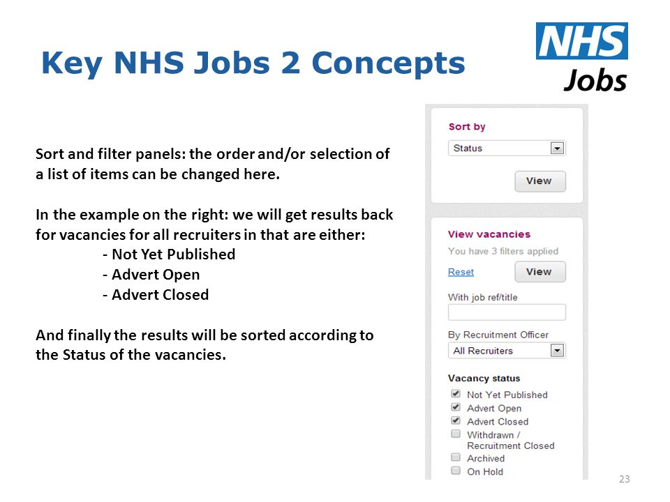 writing a cv for nhs jobs