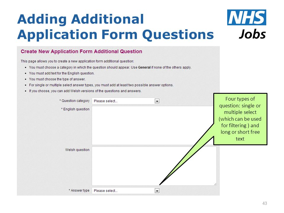 NHS JOBS 2 TRAINING Welcome….. - ppt download