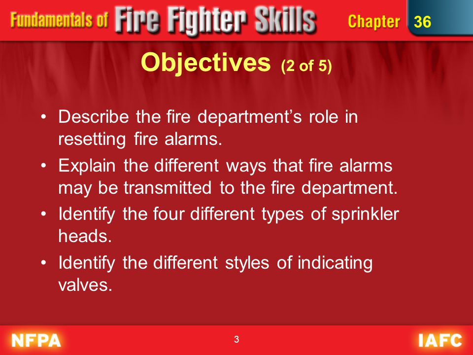Fire Detection, Protection, and Suppression Systems - ppt video ...