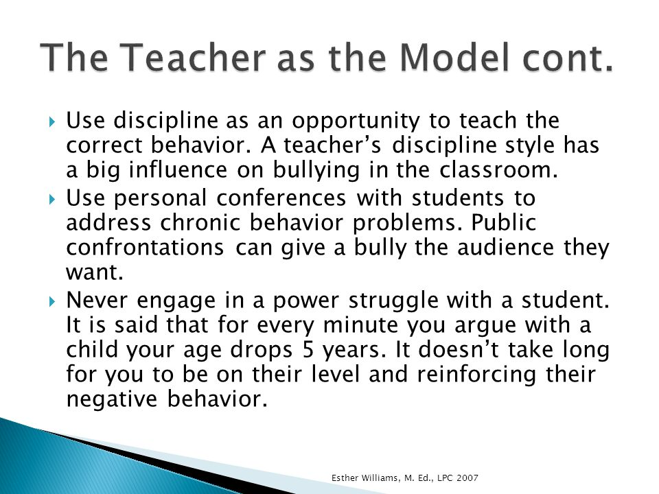 Classroom Design And How It Influences Behaviour ~ Bullying ppt video online download