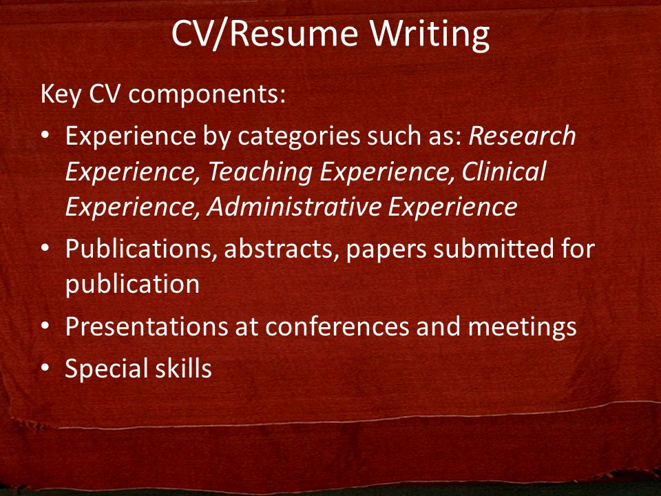 special skills cv ideas top definition essay
