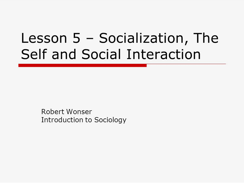 sociology and social interaction The canadian sociologist erving goffman went to the shetland islands in the  it  affects the trajectory of the social interaction the way the switch would affect the.