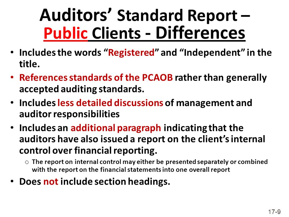 independence such an important standard for auditors Government auditing standards 2017 exposure draft  create significant threats to auditors' independence and that auditors should document the threats and.