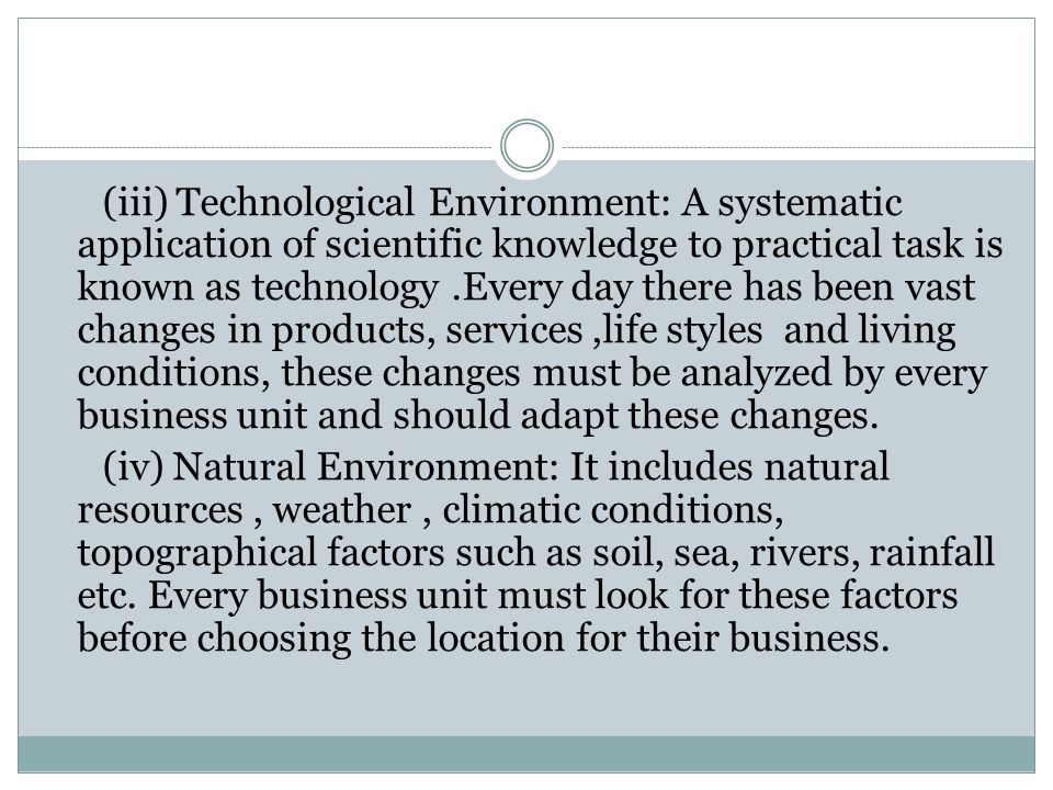 the business environment task 1 1 Task 1 controlled test  business sector and environment relating the 3 environments to the 3 economic sectors control of businesses over the 3 environments.