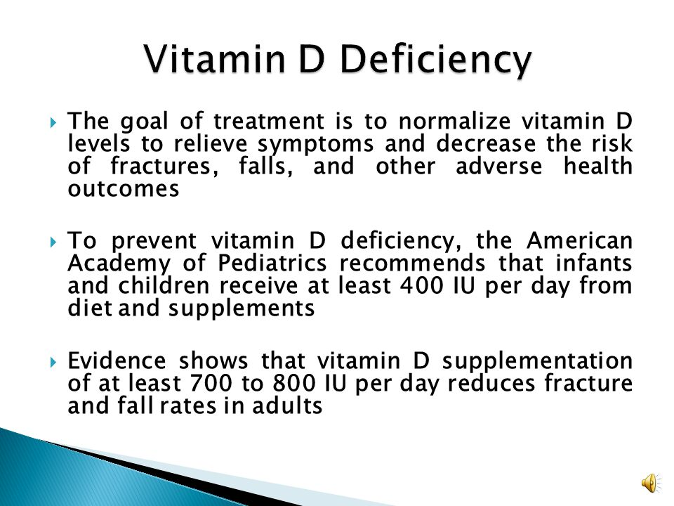 vitamin deficiency symptoms causes treatments and ...