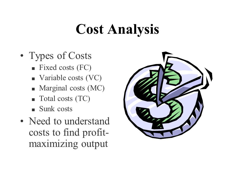 how to find total fixed cost without total variable cost