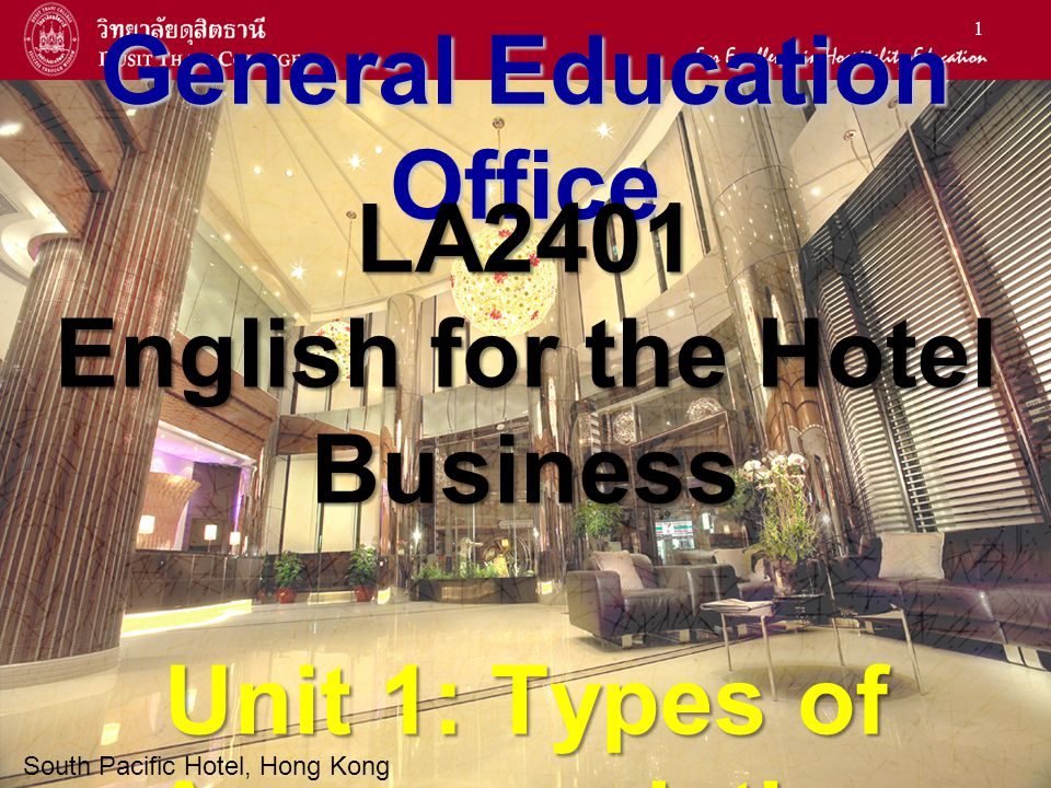General Education Office