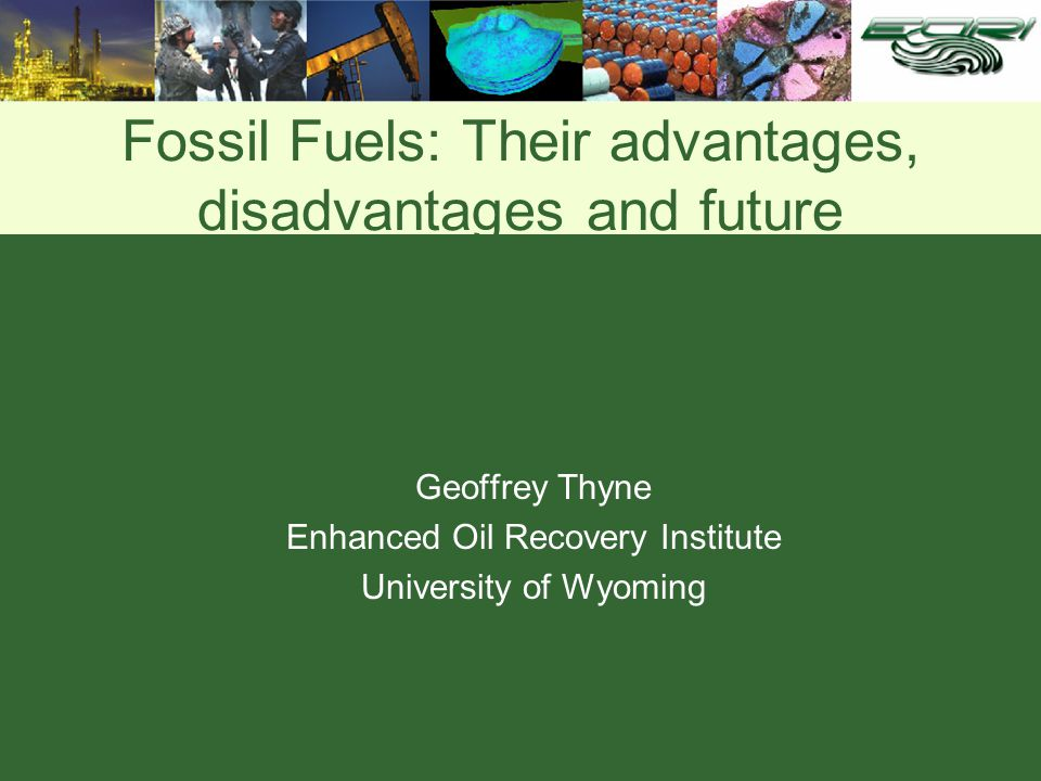 an introduction to the fossil fuels and their use The future of fossil fuels since both coal and natural gas are fossil fuels, emitting carbon dioxide when their as reported by the npc, the introduction.